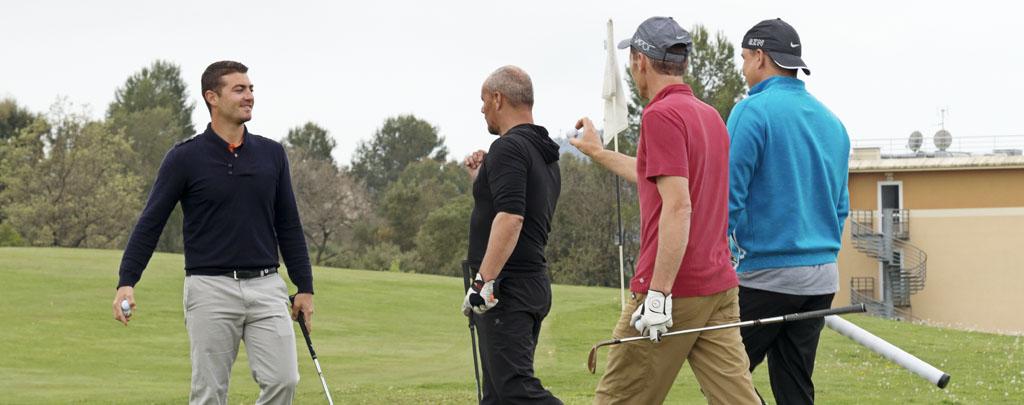 Stage weekend golf Côte d'azur